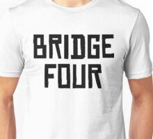 Bridge Four Black Kaladin Unisex T-Shirt