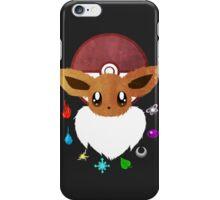 Eevee Elements iPhone Case/Skin