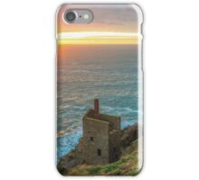 Crown Mines Botallack, Cornwall iPhone Case/Skin