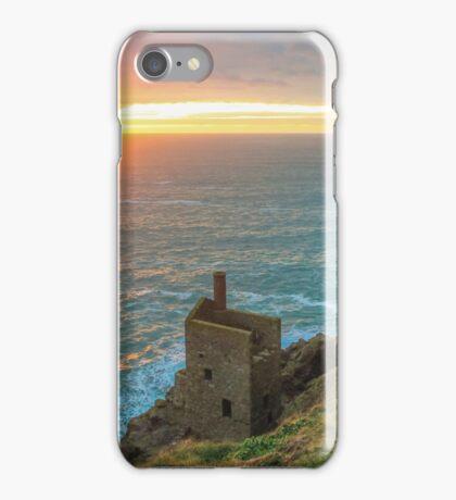 Crown Mines Botallack, Cornwall iPhone Case/Skin