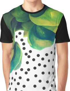 Painting and points Graphic T-Shirt