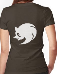 Sonic Cosplay hoodie Womens Fitted T-Shirt