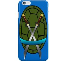 TMNT Leonardo Shell Case iPhone Case/Skin