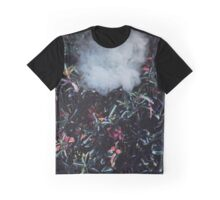 Smoke and Leaves 3/3 Graphic T-Shirt
