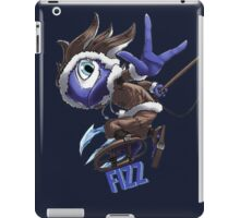 Thundra Fizz iPad Case/Skin