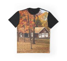 house in vermont Graphic T-Shirt