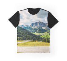 unterwegs in den Dolomiten Graphic T-Shirt