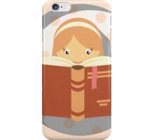 Reading - Do Not Disturb iPhone Case/Skin