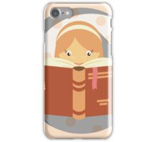 Reading - Do Not Disturb iPhone Case/Skin