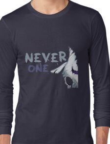 Never One Lamb Kindred (part) Long Sleeve T-Shirt