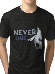 Never One Lamb Kindred (part) Tri-blend T-Shirt