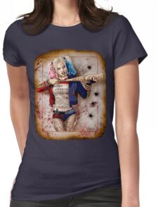HALEY QUINN Womens Fitted T-Shirt