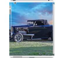 1932 Ford Hot Rod Roadster iPad Case/Skin