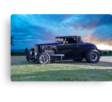 1932 Ford Hot Rod Roadster Canvas Print