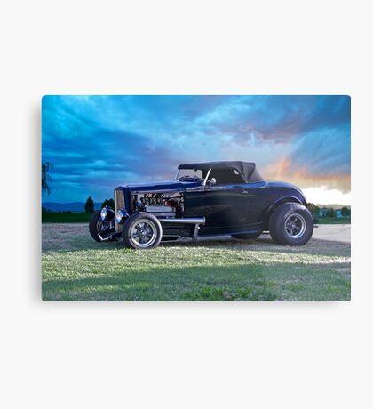 1932 Ford Hot Rod Roadster Metal Print