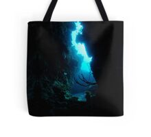 Welcome To The Underwater World Tote Bag