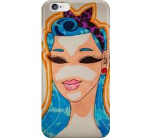Victory Rolls iPhone Case/Skin