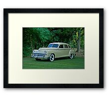 1946 Chrysler Windsor Sedan Framed Print