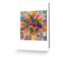 Abstract composition 481 Greeting Card