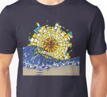 Beach Sunrise Unisex T-Shirt