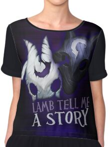 Lamb tell me a story Kindred Chiffon Top