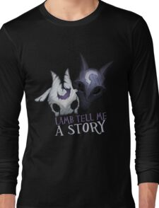 Lamb tell me a story Kindred Long Sleeve T-Shirt