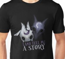 Lamb tell me a story Kindred Unisex T-Shirt