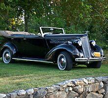 1936 Packard Convertible Sedan by DaveKoontz
