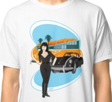 Palm Springs Welcomes Careful Drivers  Classic T-Shirt