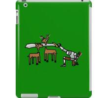 Epic Hunting - Green iPad Case/Skin
