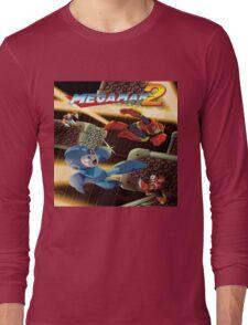 Mega Man 2  Long Sleeve T-Shirt