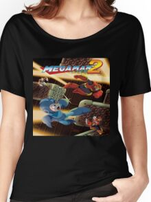 Mega Man 2  Women's Relaxed Fit T-Shirt