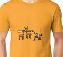 Epic Hunting - Gold Unisex T-Shirt