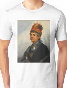 Joseph Brant Unisex T-Shirt