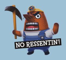 No Ressentin'! - Animal Crossing Resseti by BubblessandMia
