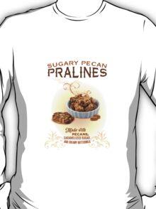 Sugary Pecan Pralines T-Shirt