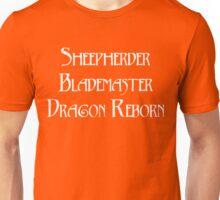 Rand Al'Thor The Dragon Reborn Unisex T-Shirt