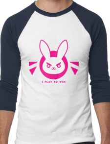 OVERWATCH D VA Men's Baseball ¾ T-Shirt