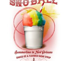 New Orleans SnowBall by midnightboheme