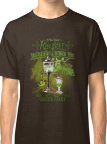 Absinthe the Green Fairy Classic T-Shirt
