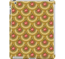 Gold autumn iPad Case/Skin