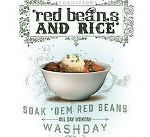 Red Beans and Rice by midnightboheme