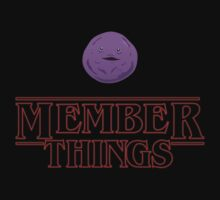 Member Things by Théo Proupain
