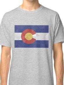 Fractal Colorado  Classic T-Shirt