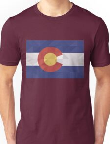 Fractal Colorado  T-Shirt