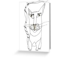 Magoo Greeting Card