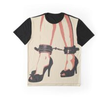 Heels and special jewelry, playing submission game Graphic T-Shirt