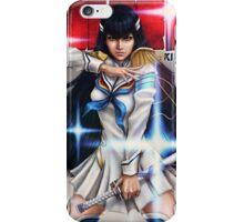 Kiryuin Satsuki iPhone Case/Skin