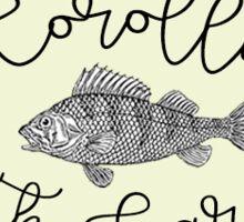 Corolla North Carolina Sticker