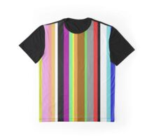 Say It With Stripes Graphic T-Shirt